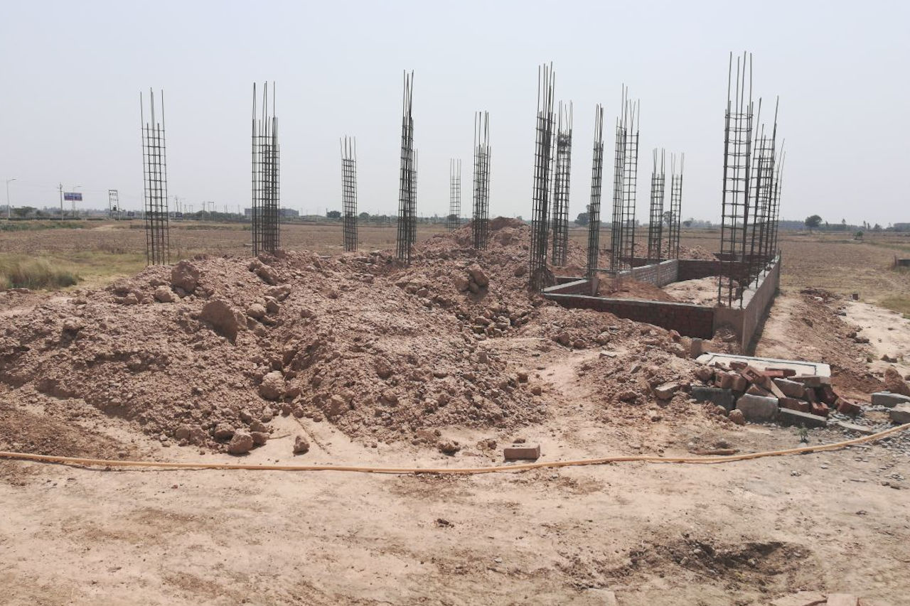ONGOING CONSTRUCTIONS